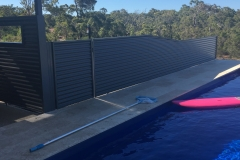 COLORBOND®  pool fence