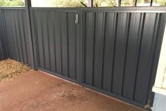 COLORBOND®  gate