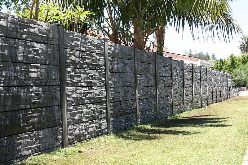 Concrete Sleeper Retaining Walls Perth Supply Amp Install