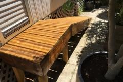 pine ramp