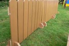 Temporary fencing5