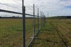 Temporary fencing6
