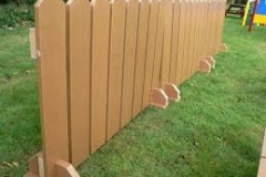 Temporary fencing5
