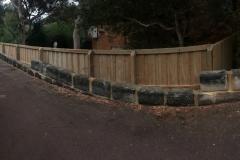 pine lap fence
