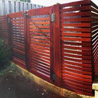 timber / pinelap fencing